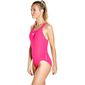 speedo Essential Endurance+ Medalist Badpak Dames, electric pink